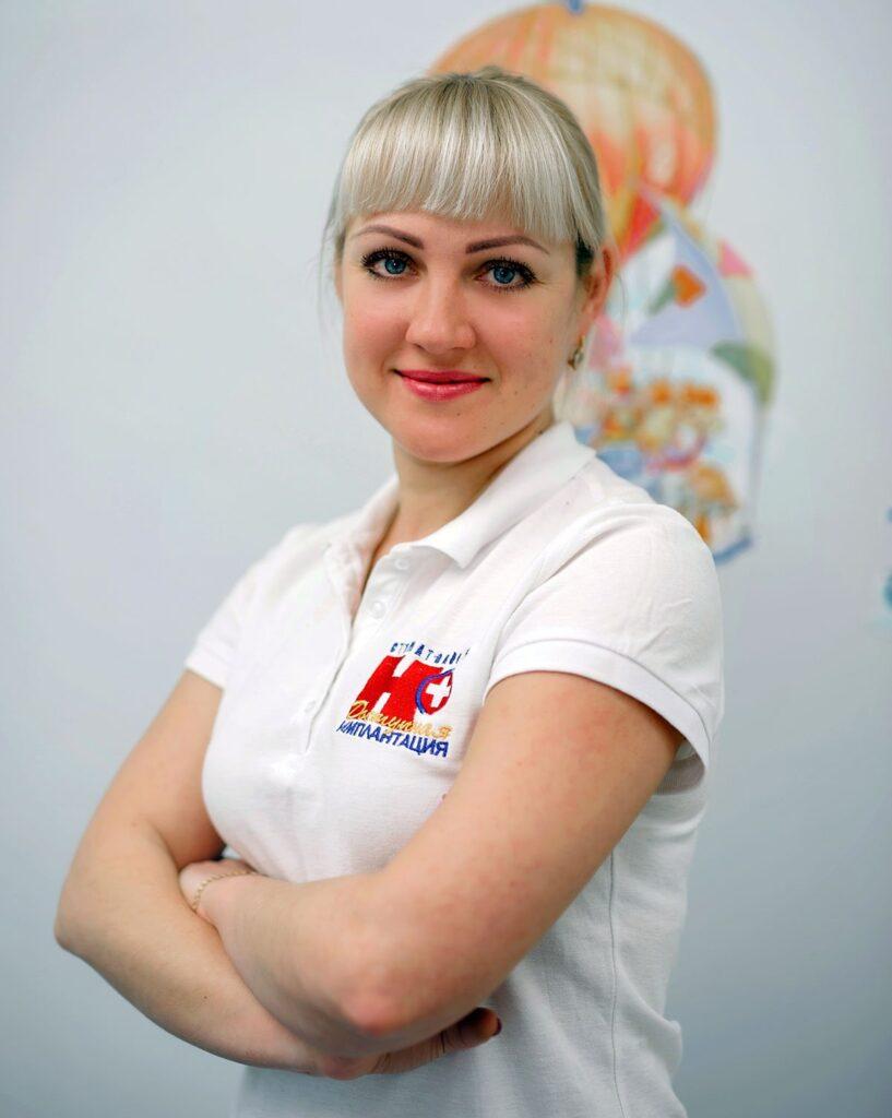 Makovenko Nadezhda Sergeevna